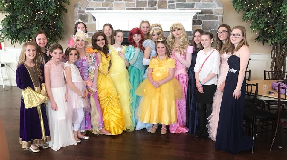 True Princesses!